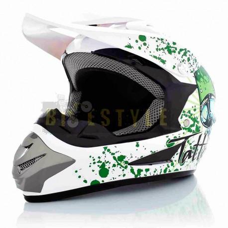 Шлем кроссовый REMO