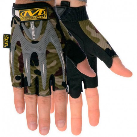 Перчатки Mechanix Wear Mpact 2