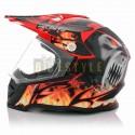 Шлем кроссовый VLAND M-819-3
