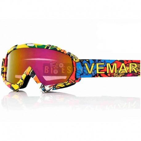 Мотоочки VEMAR LA048 CF