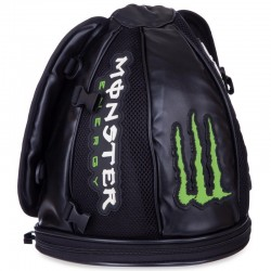 Рюкзак-сумка на хвост мотоцикла Monster Energy MET-4