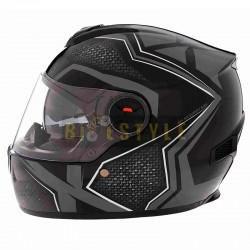 Шлем-интеграл VLAND IM-611GR
