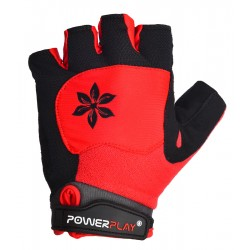 Велоперчатки PowerPlay Lady 5284