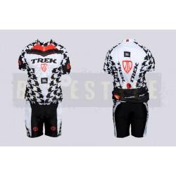 Велоформа TREK Black/White