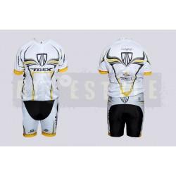 Велоформа TREK White/yellow