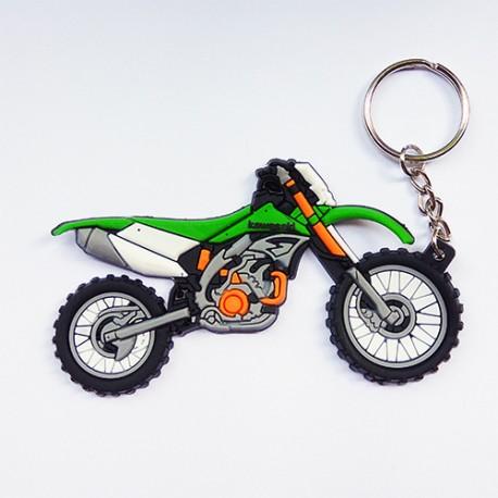 Брелок Kawasaki Green Enduro