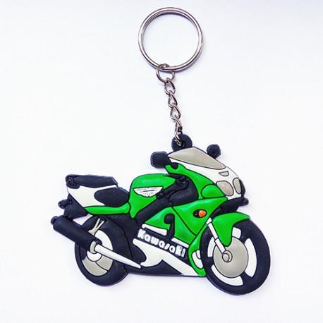 Брелок Kawasaki Green mod.2