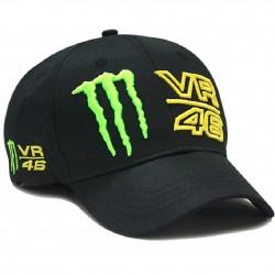 Бейсболка VR 46 Monster Energy mod. 3