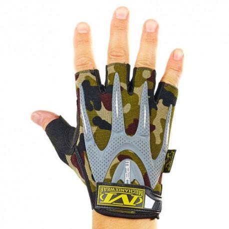 Перчатки Mechanix Wear Mpact 2