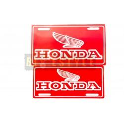 Декор из пластика Honda mod.6