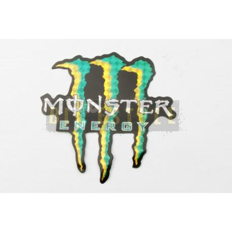 Наклейка Monster Energy mod.9