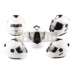 Шлем-трансформер FGN FX-8 White