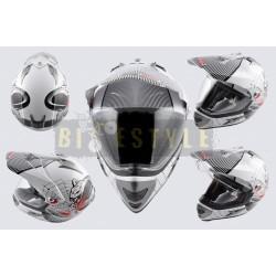 Шлем кроссовый LS-2 MX 433 Snake