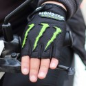 Перчатки Monster Energy Textile Summer