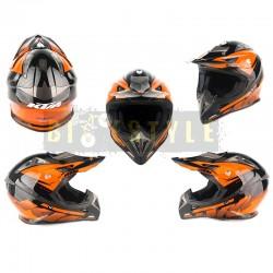Шлем кроссовый KTM
