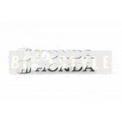 """Наклейка буквы """"HONDA"""" mod.1"""