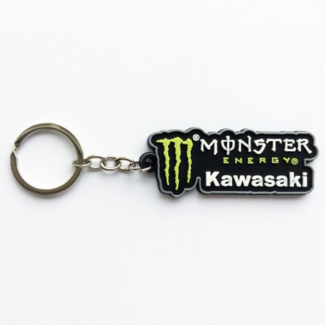 Брелок Kawasaki Monster Energy