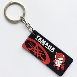 Брелок Yamaha Factory Racing Red