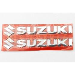 "Наклейка буквы ""SUZUKI"" mod.2"