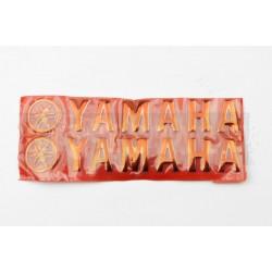 """Наклейка буквы """"YAMAHA"""" mod.2"""