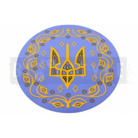Наклейка Герб Украины mod.2