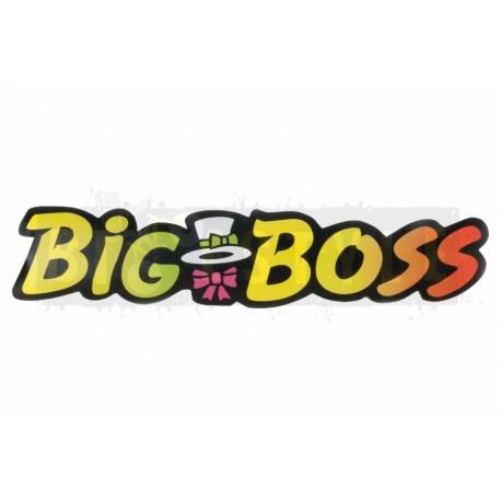 Наклейка Big Boss