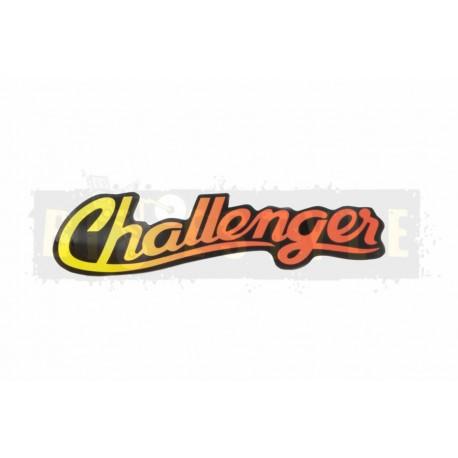 Наклейка Challenger