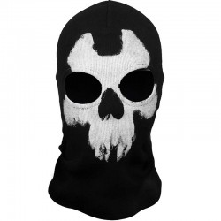Подшлемник-маска Skull Mastermind