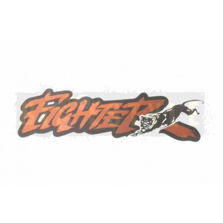 Наклейка FIGHTER