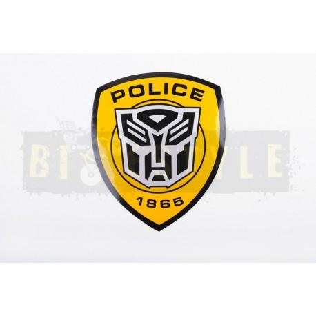 Наклейка Transformers