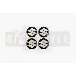 Наклейки лого Suzuki набор