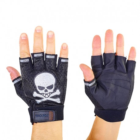 Перчатки Skull & Bones