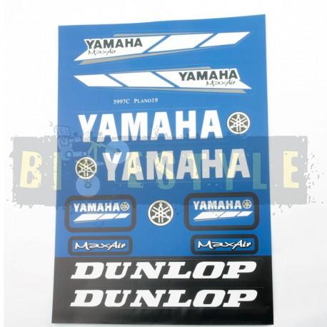 Набор наклеек Yamaha mod.1