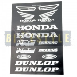 Набор наклеек Honda mod.1