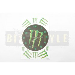 Набор наклеек Monster Energy № 7