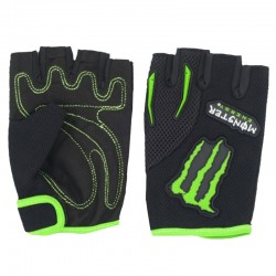 Перчатки Monster Energy Textile TWO