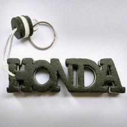 Брелок каучук HONDA mod.1