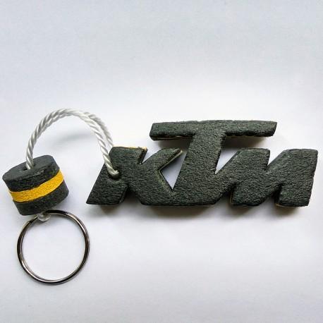Брелок каучук KTM mod.1