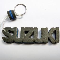 Брелок каучук SUZUKI mod.1