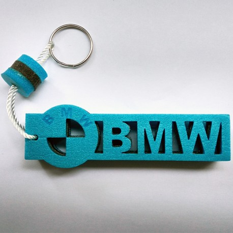 Брелок каучук BMW mod.1