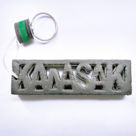 Брелок каучук KAWASAKI mod.1