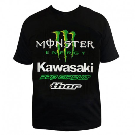 Футболка MONSTER KAWASAKI