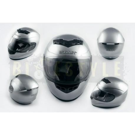 Шлем-интеграл BULLIT Q1 Grey