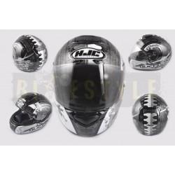 Шлем-интеграл HJC R1 Samurai