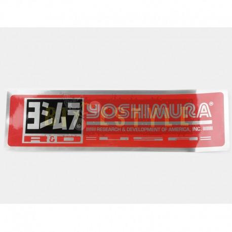 Наклейка Yoshimura
