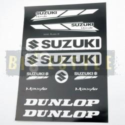 Набор наклеек SUZUKI mod.1