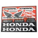 Набор наклеек Honda mod.3