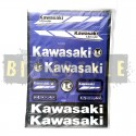Набор наклеек Kawasaki mod.2