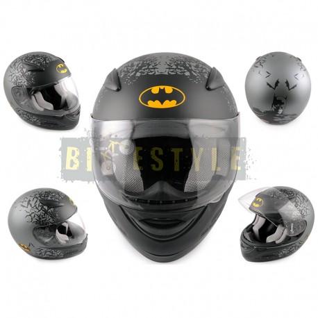 Шлем-интеграл BATMAN Black