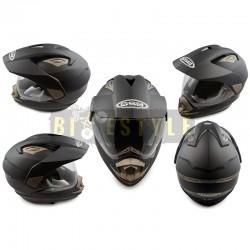 Шлем кроссовый GSB